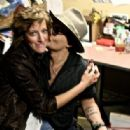 Johnny Depp and Kiley Evans