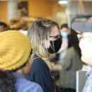 Ashley Benson and Cara Delevingne – Shopping in Los Angeles