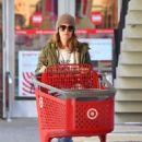 Rachel Bilson – Shopping at Target in LA