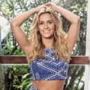 Carolina Dieckmann - Estilo De Vida Magazine Pictorial [Brazil] (January 2016) - 454 x 681