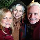 Kathryn Leigh Scott and Richard Kline
