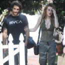 Bella Thorne Urban Outfit – West Hollywood 9/16/2016