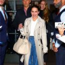 Emilia Clarke – Leaving The Whitby Hotel in NYC