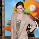 Abigail Breslin attended the premiere of her new film, Rango, at the Regency Village Theatre in Los Angeles  (February 14)