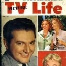Liberace - TV Picture Life Magazine Cover [United States] (April 1956)