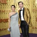 Nikolaj Coster-Waldau and his wife Nukaaka At The 71st Primetime Emmy Awards - Arrivals - 409 x 600