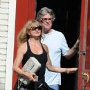 Goldie Hawn and Kurt Russell spotted at Lil Dom's in Silver Lake Saturday October 15, 2016 - 454 x 511