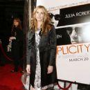 "Julia Roberts - ""Duplicity"" Premiere In New York City, 16. 3. 2009."
