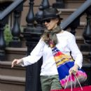 Sarah Jessica Parker: Stylish in the City