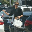 Irina Shayk at the Gym for a Workout – Los Angeles 8/24/2016 - 454 x 681
