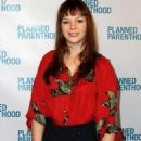 Amber Tamblyn - Birth Control Matters entertainment industry briefing - Jan 25, 2011