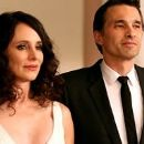 Madeleine Stowe and Olivier Martinez
