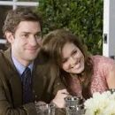 John Krasinski and Mandy Moore