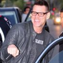 Jim Carrey Debuts New Mohawk Hairdo