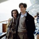 Kristin Thomas and Hugh Grant