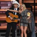 Carrie Underwood- November 2, 2016- The 50th Annual CMA Awards - Show - 446 x 600