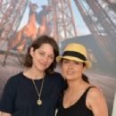 Marion Cotillard : Longines Paris Eiffel Jumping Tournament (July 04, 2015)