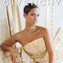 Alicia Keys for Givenchy Dahlia Divin Fragrance 2014 ad campaign