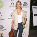 January Jones - Aug 27 2008 - Project 'Visual Impact's Red Carpet Fundraiser To Benefit The Boys And Girls Club. Les Deux, Hollywood