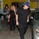 Blac Chyna and Rob Kardashian at Onyx Club in Atlanta, Georgia - March 26, 2016