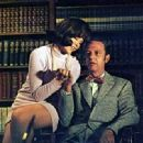 Yvonne Craig and Don Knotts
