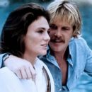 Jacqueline Bisset and Nick Nolte