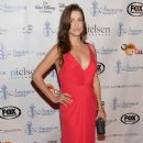 Actress Julie Gonzalo arrives to the 28th Annual Imagen Awards at The Beverly Hilton Hotel on August 16, 2013 in Beverly Hills, California - 375 x 594