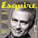 José Mourinho - Esquire Magazine Cover [United Kingdom] (April 2014)