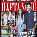 Fahriye Evcen, Burak Özçivit, Baris Arduç, Gupse Özay - Haftasonu Magazine Cover [Turkey] (8 June 2016)