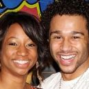 Corbin Bleu and Monique Coleman - 454 x 190