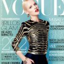 Ginta Lapina Vogue Mexico (April 2012) - 454 x 596