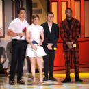 Miles Teller, Kate Mara, Jamie Bell and Michael B. Jordan - 2015 MTV Movie Awards - 454 x 446