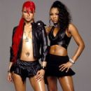 Charli Baltimore and Ashanti
