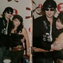 Mayte Garcia and Tommy Lee