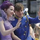 Dove Cameron and Mitchell Hope