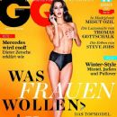 Rebecca Mir - GQ Magazine Cover [Germany] (January 2012)