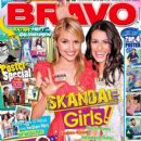 Dianna Agron, Lea Michele - Bravo Magazine Cover [Germany] (27 April 2011)