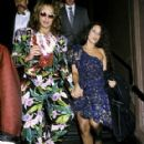 David Lee Roth and Sonia Braga