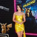 Violett Beane –  'Pokemon Detective Pikachu' — US Premiere - 454 x 682