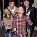 Cher Lloyd and Zayn Malik - 454 x 809