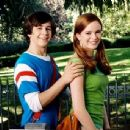 Michael Angarano and Danielle Panabaker