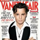 Johnny Depp Covers Vanity Fair November 2011