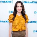 Elizabeth Reaser – Visits SiriusXM Studios in New York City - 454 x 681