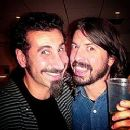 Dave Grohl & Serj Tankian