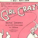 Sheet Music For ''Girl Crazy""