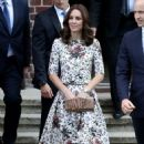 Kate Middleton – Stutthof concentration camp during an official visit in Poland - 454 x 730