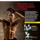 Georges St. Pierre - Men's Health Magazine Pictorial [France] (January 2012) - 454 x 600