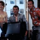 Bill Murray, Geena Davis and Randy Quaid in Quick Change (1990)