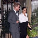 Meghan Markle and Prince Harry – Endeavour Fund awards at Drapers Hall in London - 454 x 661