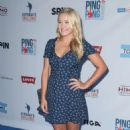 Emily Osment – 6th Annual Ping Pong 4 Purpose in LA - 454 x 692